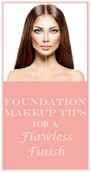 Foundation Makeup Tips