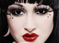 gothic makeup styles