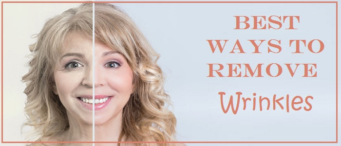 Best Ways to Remove Wrinkles